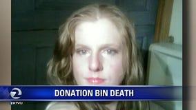Homeless Petaluma woman dies in clothing donation bin