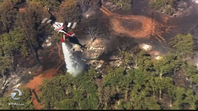 Firefighters make quick work of Clearlake Fires