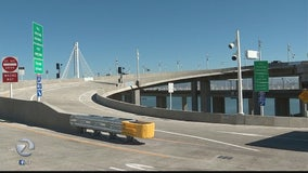 New Bay Bridge Bike Lanes opening