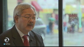 Mayor Ed Lee talks protecting immigrants, opens up about his own family's background,
