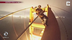 Golden Gate Bridge daredevils sought