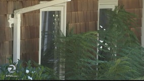 Peninsula woman attacked at home