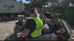 San Jose cleanup continues after flooding