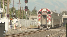 Federal funding for Caltrain electrification project approved
