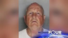 Golden State Killer arrives in prison to start life sentence