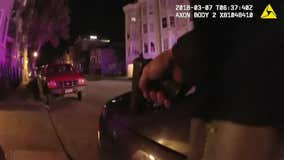 VIDEO RELEASED: 10 SFPD officers fire 99 rounds, kill armed-robbery suspect hiding in trunk