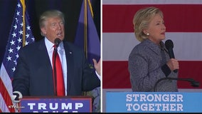 Clinton, Trump in new dispute