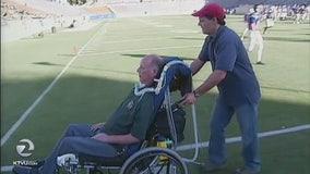A hero in the ALS community, Dwight Clark rose awareness of disease