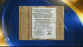 KKK flyers distributed in SF neighborhood