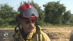 Grass fire in Napa puts many on edge