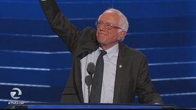 DNC: Bernie Sanders unites behind Hillary Clinton