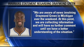 Draymond Green arrested