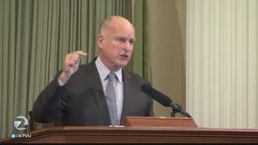 Gov. Brown takes on Trump White House
