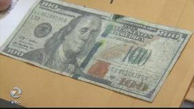 Counterfeit cash making the rounds in Petaluma