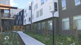 Affordable housing units open in SF's Mission Bay