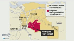 Petition would pull 5 schools out of Mt. Diablo school district