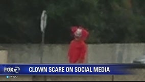 Social media linked to clown scare