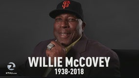 Hall of Fame broadcaster Jon Miller recalls memories Willie McCovey