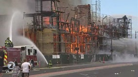 Santa Clara: Luxury units under construction ruined in blaze, person of interest released