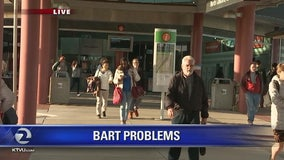 BART: 22 train cars out of commission due to equipment problems