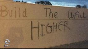 Vandals target Windsor elementary school