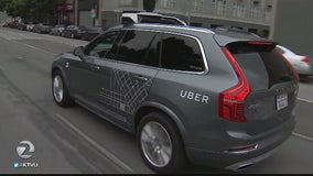 Driverless Ubers hit speed bump