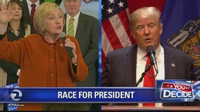 Candidates prepare for first presidential debate