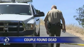 Couple found dead in Novato