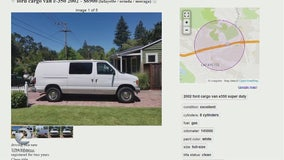 Man robbed in Craigslist meet up in attempt to sell his van