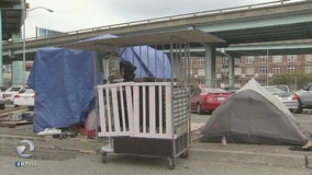 Business owners not seeing improvement among homeless population