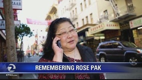 Willie Brown remembers Rose Pak