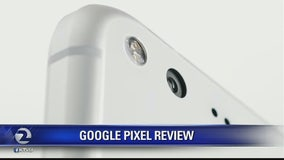 Google Pixel phone has arrived