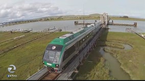 North Bay's SMART train clears another hurdle