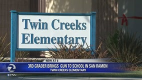Third grader brings gun to school in backpack, faces disciplinary action