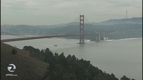 Golden Gate Bridge retrofit continues