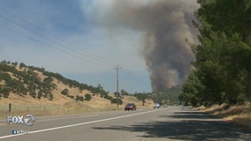 Spring Valley wildfire grows to 13,000 acres, 17 percent contained