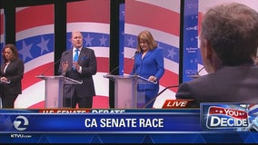 2016 Election: Presidential & CA Senate races
