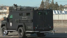 Militarization of police or life-saving vehicle?