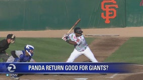 Is Pablo Sandoval's return good for the Giants?