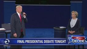 Final debate: Analysis