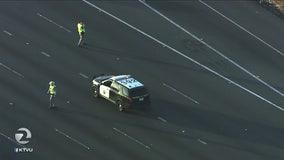 CHP asks for motorists' help investigating 880 freeway shooting in Hayward