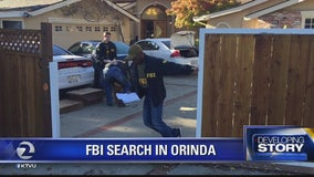 FBI search Orinda home
