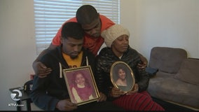 Family waits for loved one's body to be recovered