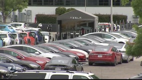 Tesla grapples with parking woes at HQ