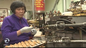Family-owned fortune cookie company gets legacy status in SF