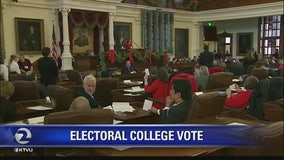 Electoral College affirms Trump win