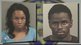 Father, girlfriend arrested in murder attempt on baby at San Leandro McDonald's