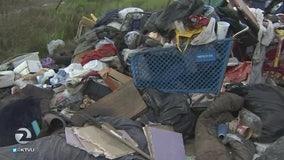 Antioch homeless encampment keeps reappearing