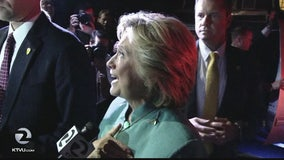 Hillary Clinton holds $33,000 per person fundraiser in Piedmont