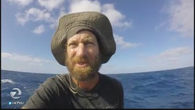 Man with Bay Area ties first to cross Atlantic on stand-up paddle board